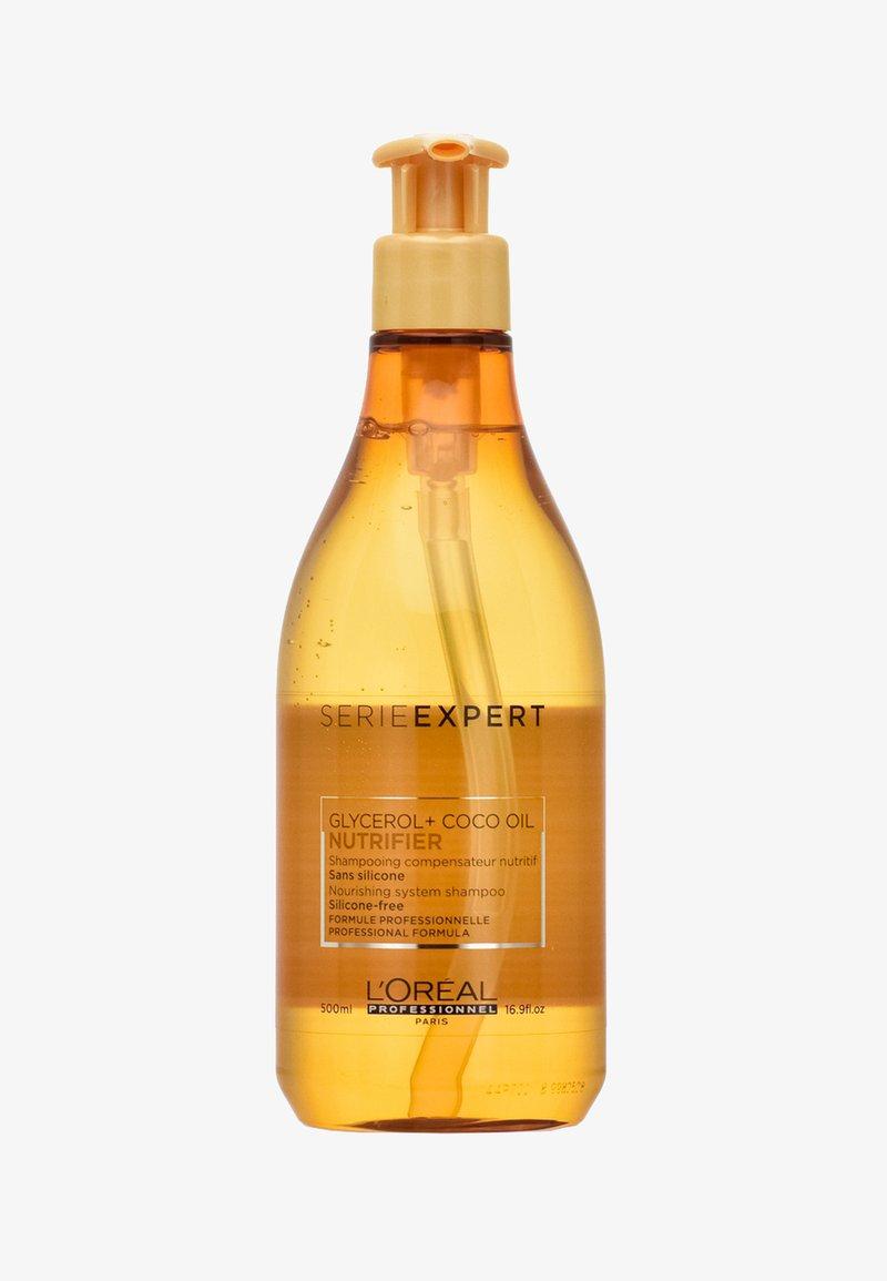L'Oréal Professionnel - NUTRIFIER SHAMPOO, 500 ML - Shampoing - -