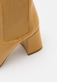 MIISTA - BETA  - Ankle boots - beige - 4
