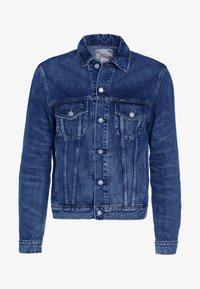 ICON TRUCKER - Denim jacket - trenton