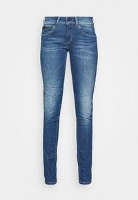 ANNA - Jeans Skinny Fit - stone blue denim