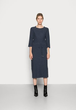 LANJA 3/4 DRESS - Jumper dress - ombre blue