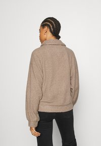 Vila - VIPIP BLOUSON - Winter jacket - simply taupe - 2