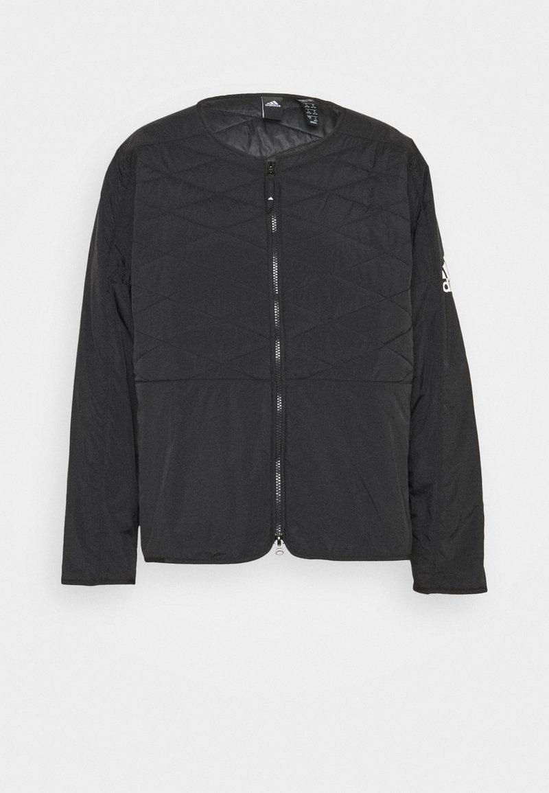 adidas Performance - PADDED - Sports jacket - black