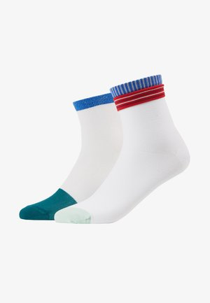 CONCHITA ANKLE LIZA ANKLE 2 PACK - Ponožky - multi