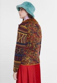 Desigual - HAMINA - Sweatshirt - brown - 2