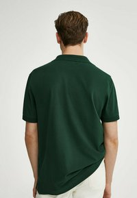 Massimo Dutti - Polo shirt - evergreen - 1