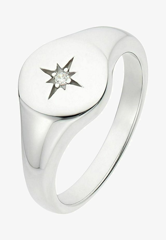 STARS&MOON - Ring - silber