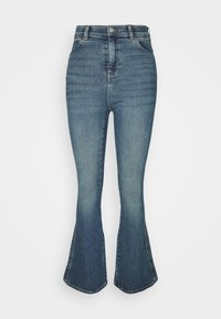 Dr.Denim Petite - MOXY  - Flared Jeans - eastcoast blue - 5