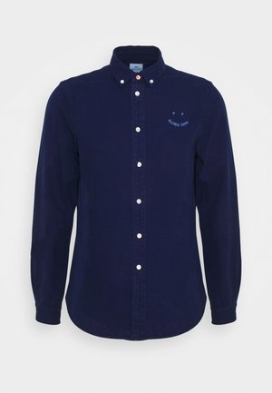 MENS TAILORED FIT - Shirt - dark blue