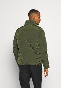 Calvin Klein - CRINKLE  - Winter jacket - green - 3