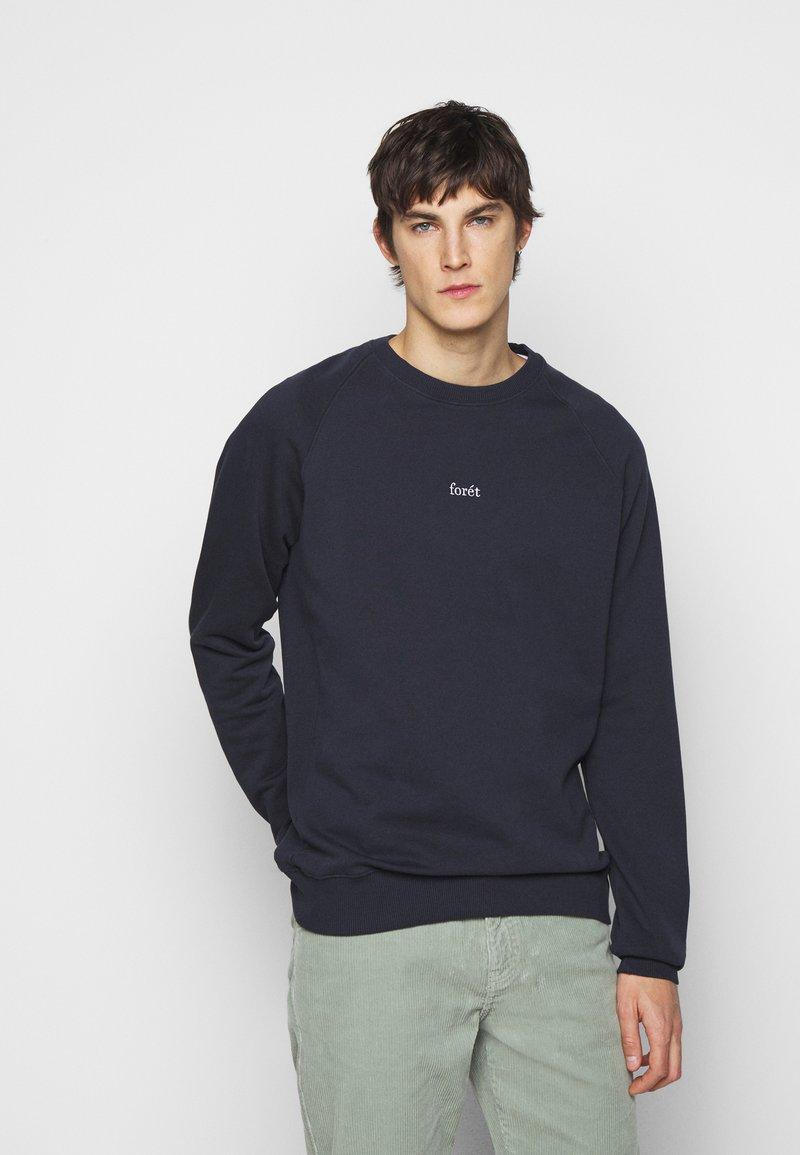 forét - OX - Sweatshirt - navy