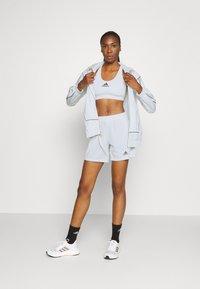 adidas Performance - AEROREADY PRIMEGREEN SPORTS BASKETBALL JACKET - Chaqueta de entrenamiento - white - 1