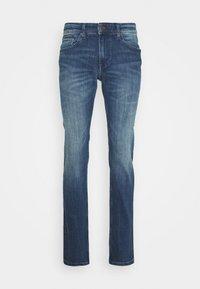 SCANTON - Slim fit jeans - dynm king deep blue stretch