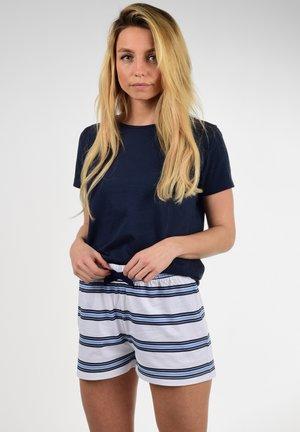 SET - Pyjamas - dark blue