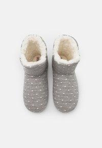 Anna Field - Slippers - light grey/white - 5
