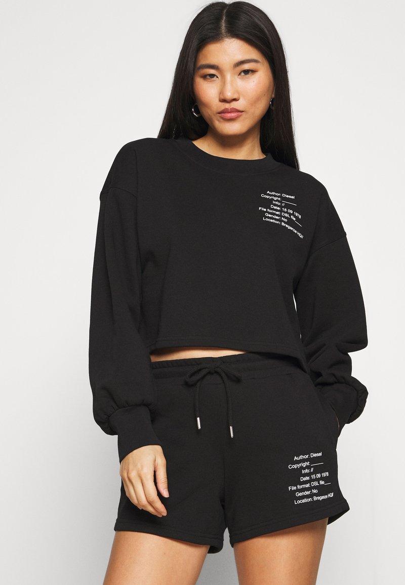 Diesel - UFTL-FELPH - Pyjama top - black