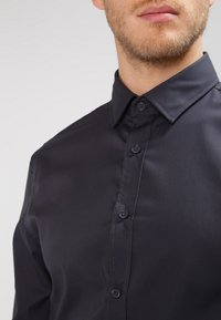 Pier One - Camisa elegante - dark grey - 3