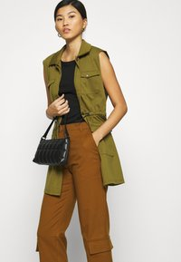 Who What Wear - TROUSER - Trousers - brown - 3