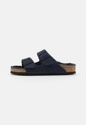 ARIZONA UNISEX - Klapki - dusty navy