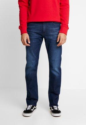 STRAIGHT - Straight leg -farkut - dark blue