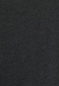 Shine Original - OVERSIZED TEE BIGUNI - T-shirt basic - dusty black - 2