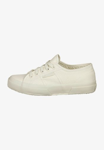 Trainers - total beige raw