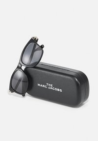 Marc Jacobs - UNISEX - Zonnebril - black/gold-coloured - 3