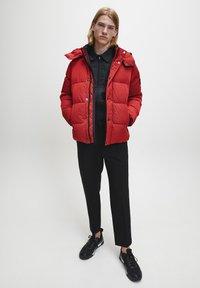 Calvin Klein - CRINKLE  - Winter jacket - racing red - 1