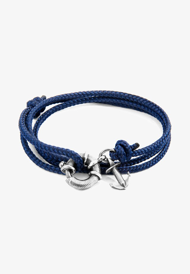 CLYDE ANCHOR - Armbånd - navy blue