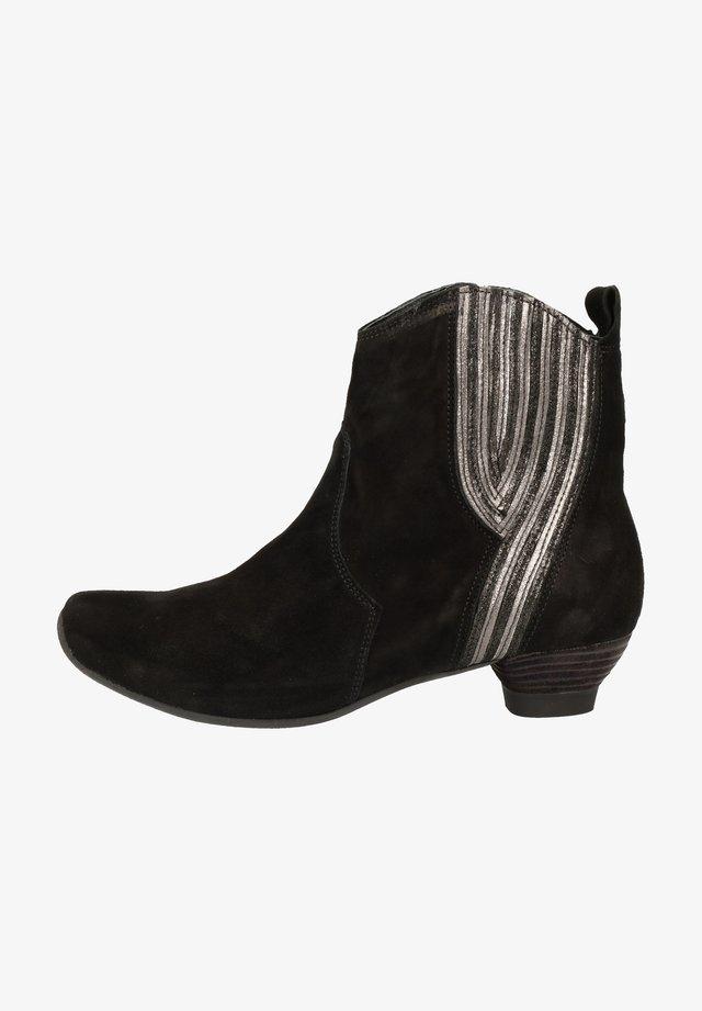 Boots à talons - sz/kombi