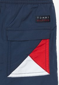 Tommy Hilfiger - MEDIUM DRAWSTRING - Shorts da mare - blue - 3