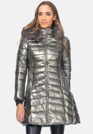 Winter coat - plata