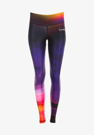 Leggings - sunset glow
