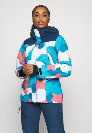 CALERA - Ski jas - turquoise