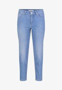 MAC Jeans - MELANIE - Straight leg jeans - blue basic - 0