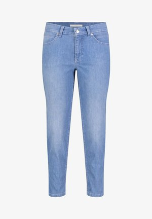 MELANIE - Straight leg jeans - blue basic