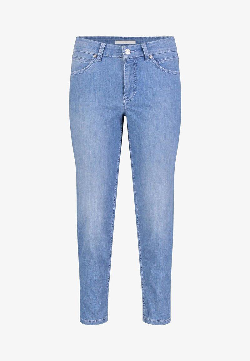 MAC Jeans - MELANIE - Straight leg jeans - blue basic