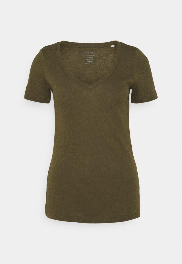 T-shirt basique - native olive