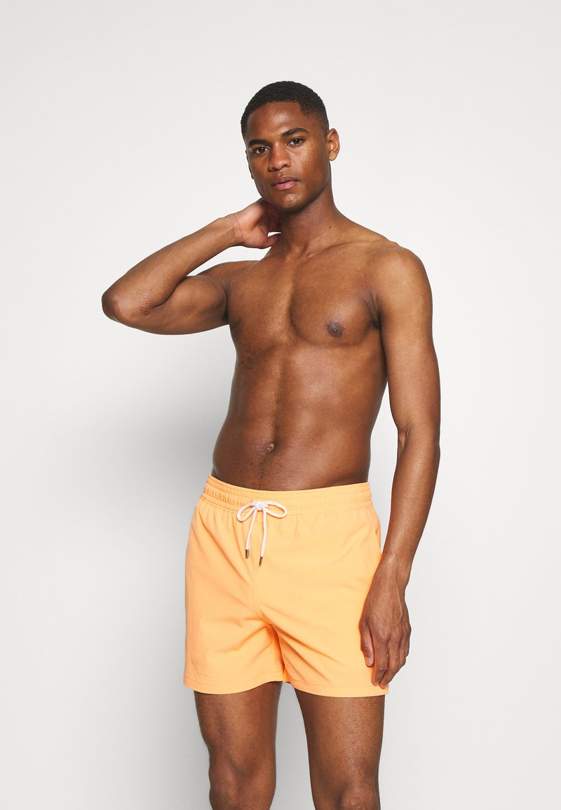 Polo Ralph Lauren - TRAVELER - Swimming shorts - classic peach
