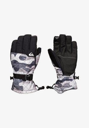 MISSION GLOVE - Gloves - true black gps point