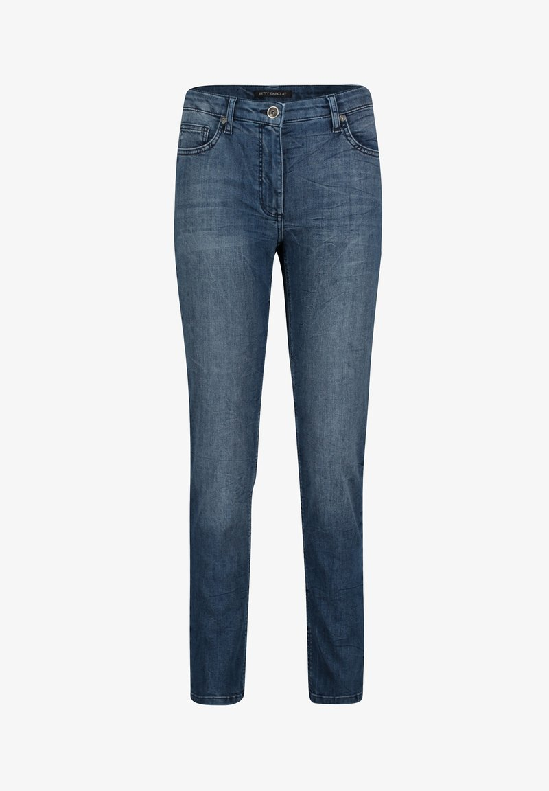 Betty Barclay - Slim fit jeans - blau