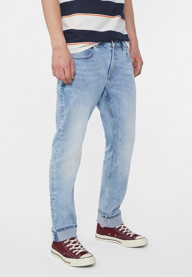 Slim fit -farkut - light blue