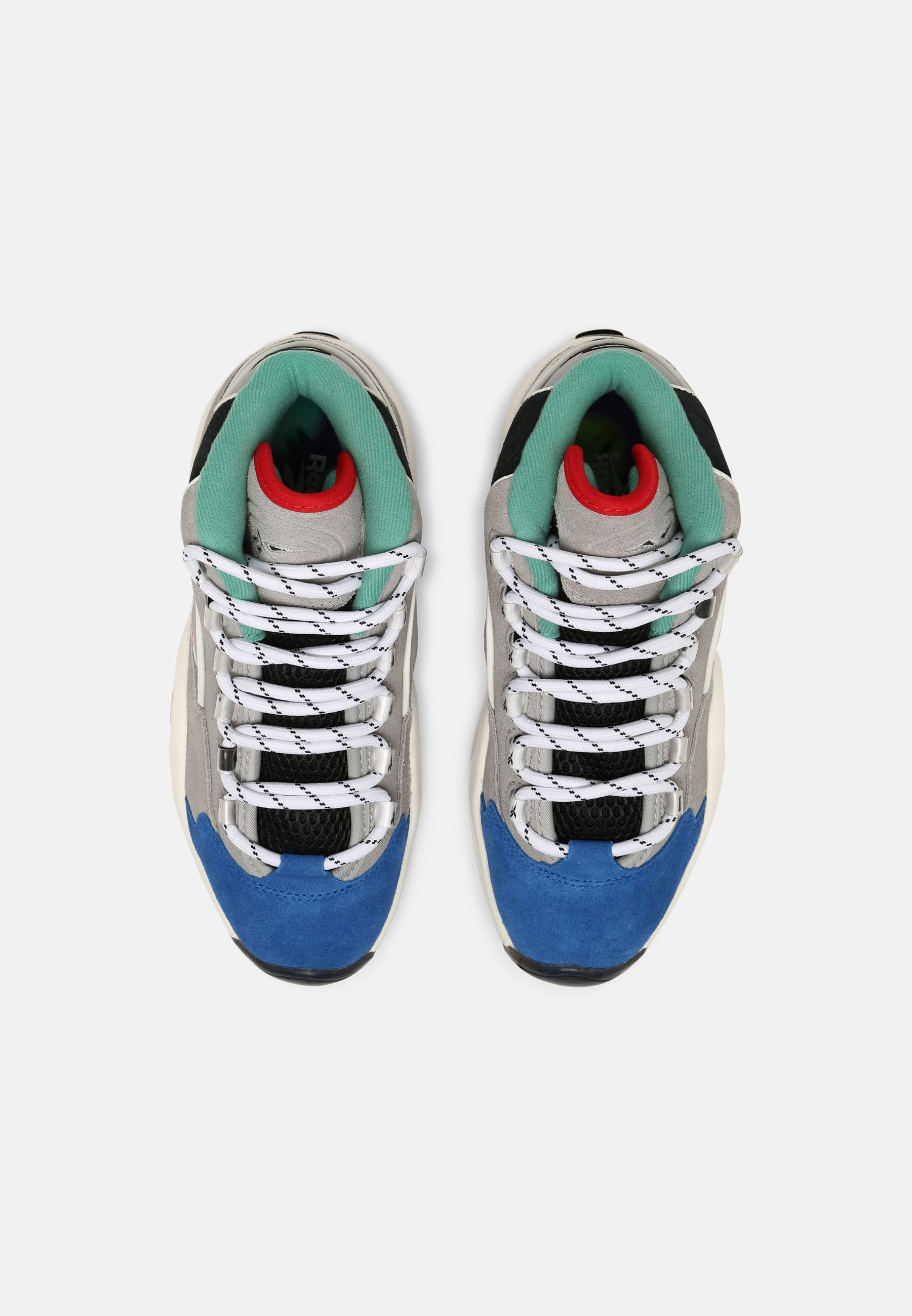 Men QUESTION MID UNISEX - High-top trainers
