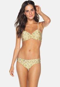 CIA MARÍTIMA - Bikini bottoms - yellow - 1