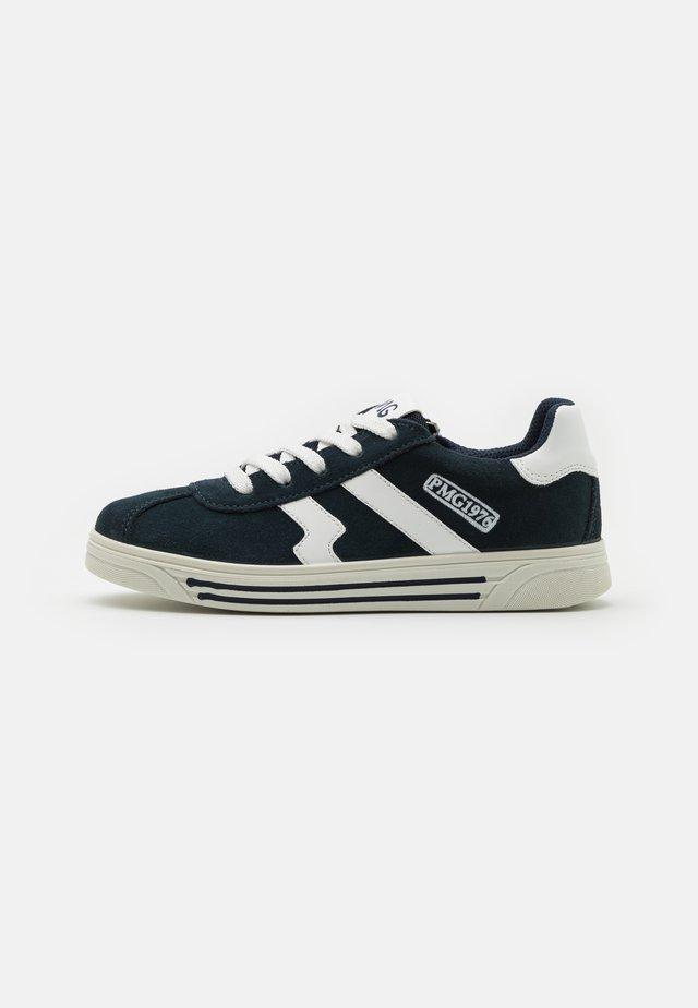UNISEX - Sneakers laag - navy/blu scuro