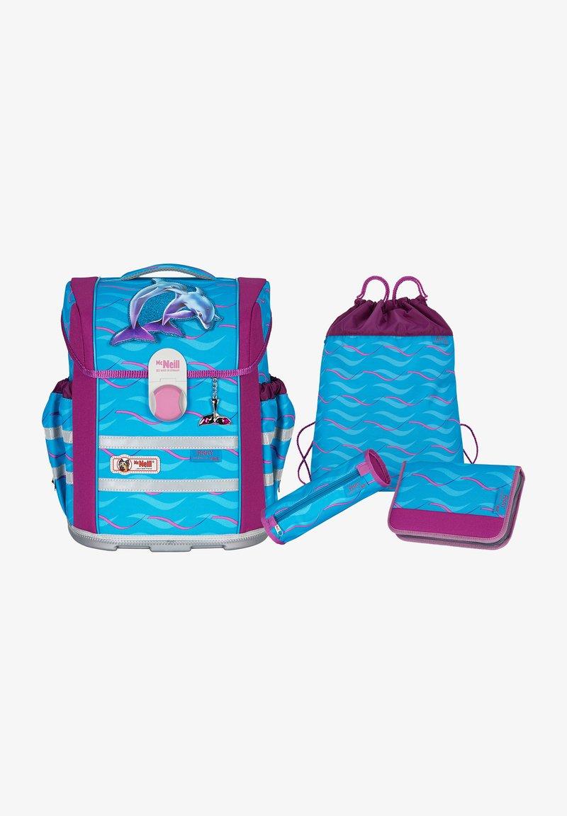 McNeill - SET - School set - turquoise
