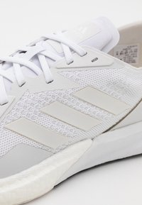 adidas Originals - X9000L3 BOOST SPORTS RUNNING SHOES UNISEX - Sneakers - footwear white/crystal white/grey - 5