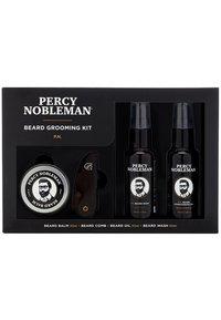 Percy Nobleman - BEARD GROOMING KIT (TRAVELSIZE) - Set de rasage - - - 1