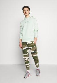 Nike Sportswear - HOODIE WASH - Hoodie - pistachio frost - 1