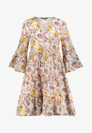 PHANTASY FLOWER - Day dress - gelb